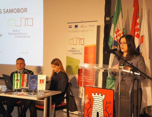 Održana početna (kick off) konferencija projekta Mali tehnopolis Samobor
