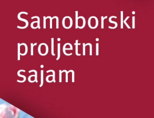 Poziv za iskaz interesa za sudjelovanjem na  15. Samoborskom proljetnom sajmu 2019.