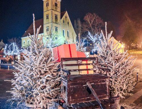 """Javni poziv za iskaz za sudjelovanje na prigodnoj prodaji u vrijeme održavanja manifestacije """"Samoborska božićna priča"""""""