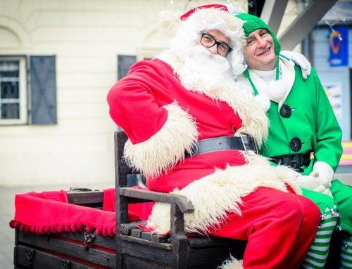 Autentični duh Božića, Samoborska božićna priča počinje!