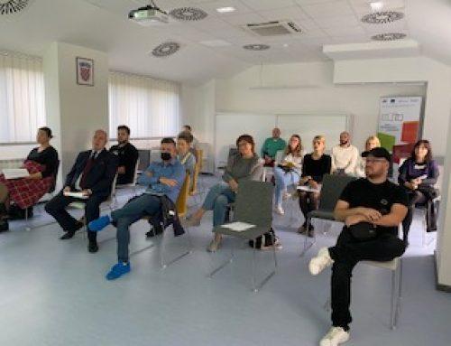 U Malom Tehnopolisu Samobor održana radionica o mogućnostima financiranja iz EU sredstva
